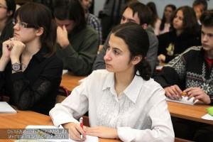 Школьники в ЮАО