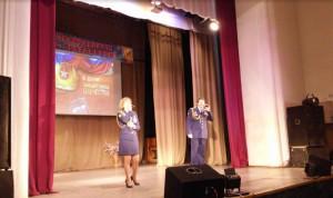 Концерт в честь Дня защитника Отечества прошел в доме культуры Маяк