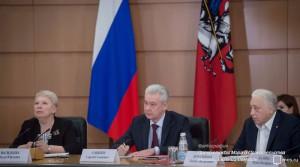 В столице стартовал фестиваль «Московская Масленица», сообщил Сергей Собянин