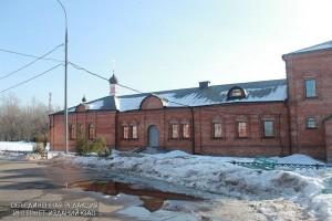 Здание женского монастыря планируют построить в районе Чертаново Южное