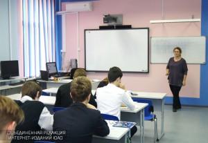 Школьникам района показали фильм Прививка от фашизма