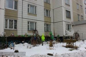 В семи домах района проведут строительно-монтажные работы