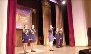 "Концерт в доме культуры ""Маяк"""