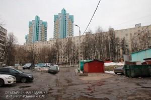 Гараж на Кировоградской улице демонтировали