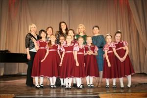 Участники конкурса в рамках фестиваля «Ступеньки роста» выступили в «Москонцерте»