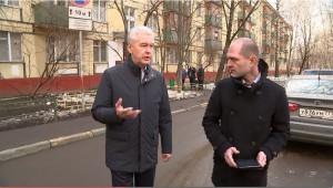 Сергей Собянин  опроверг слухи о строительстве деревянных домов на месте пятиэтажек