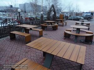 На Варшавском шоссе откроется летнее кафе