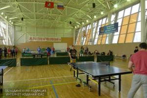 Турниры по пинг-понгу и волейболу пройдут в ФОКе Дорожный
