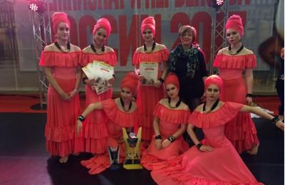 Чемпионы России танцевальный клуб «Лабиринт»