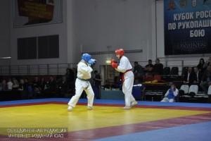 21-ый Кубок России по рукопашному бою прошел в Чертанове Северном