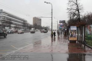 Три остановки наземного транспорта в районе привели в порядок