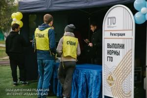 Команда района стала второй на всероссийский гонке ГТО «Путь домой»