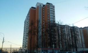 Один из жилых домов в районе Чертаново Южное