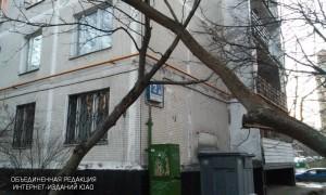 Жилой дом в районе Чертаново Южное