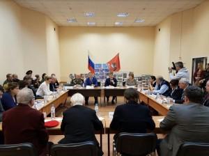 Круглый стол по вопросам патриотического воспитания в Российской Федерации