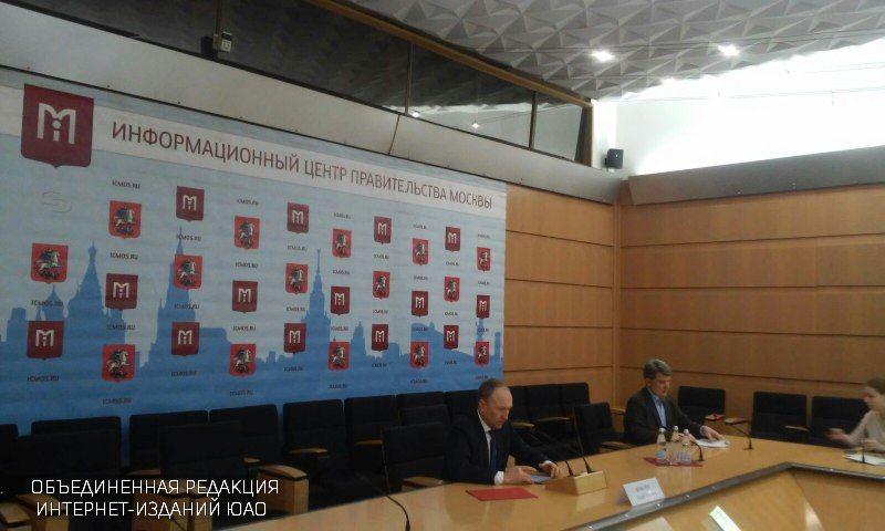 В 2017 закончится реконструкция БСА «Лужники»
