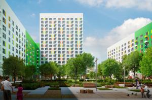 Проект реновации жилищного фонда в Москве: новые дома