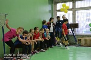 Спортивный праздник в Чертанове Южном