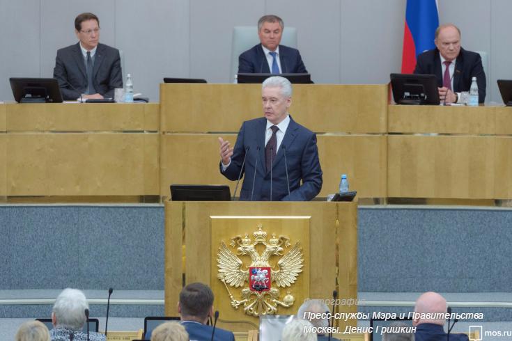 Собянин поблагодарил жителей столицы заочень энергичное участие вобсуждении реновации