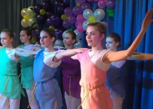 """Студия современного танца в ДК """"Гармония"""""""