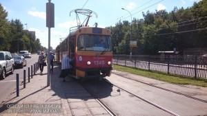 Трамвай ЮАО