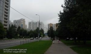 Улицы в районе Чертаново Южное