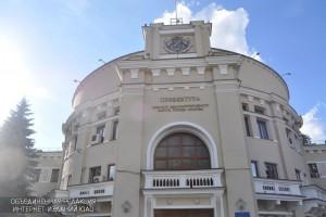 Здание префектуры ЮАО