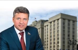 Депутат Анатолий Выборный