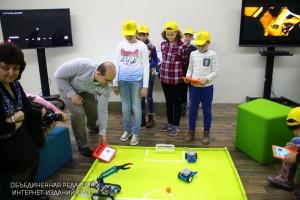 Выставка в Московском центре модернизации образования