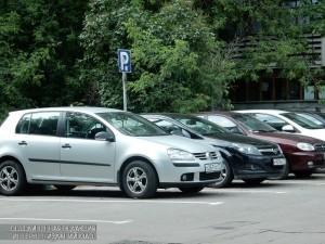Парковки в Чертанове Южном