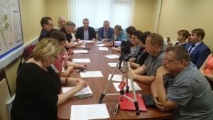 Заседание совета депутатов Чертаново Южного