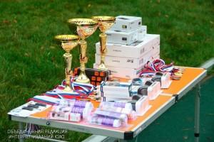 Кубки на спортивных соревнованиях в ЮАО