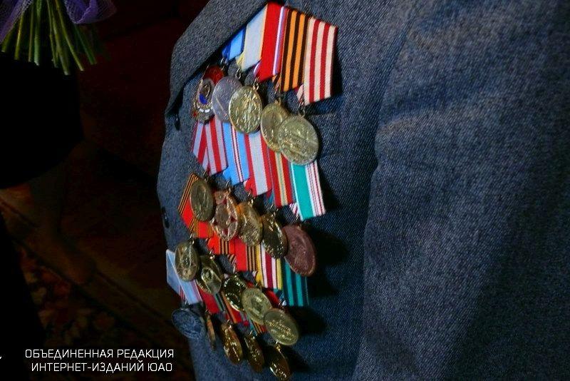 Ветераны в ЮАО