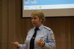 Лекция по безопасности в Техникуме им. Красина