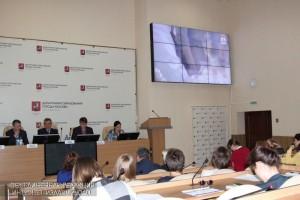 Пресс-конференция в сфере образования