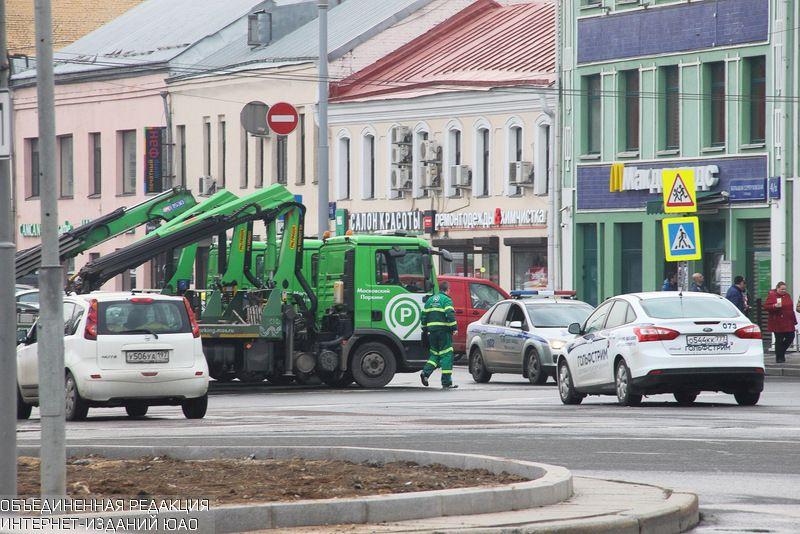 Строительные работы пройдут на Тверской