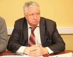 Депутат Александр Паньков