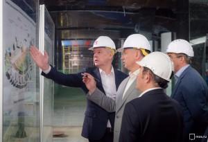 Станция метро ЦСКА откроется в текущем году
