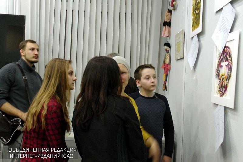 Выставка картин в ЮАО
