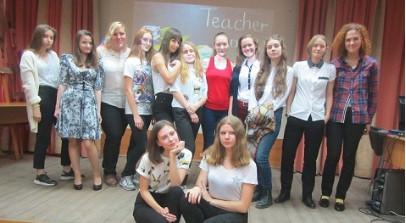 Учащиеся техникума имени Леонида Красина
