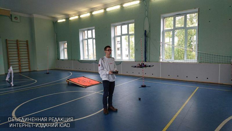 Пресс-тур «Московские колледжи: уверенность в завтрашнем дне» в Политехническом колледже им. Годовикова