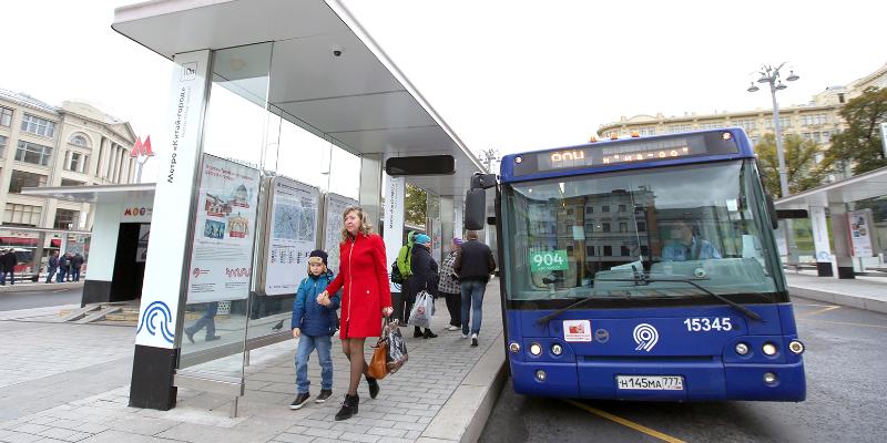 В автобусах Чертанова Южного уберут турникеты