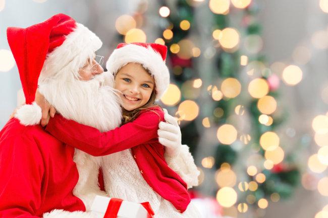 """Почитай мне сказку, Дед Мороз!"""