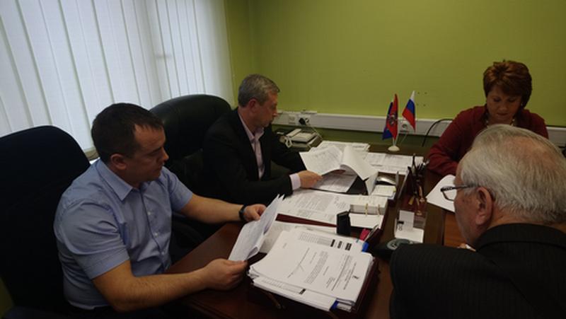 Заседание Совета Депутатов района Чертаново Южное