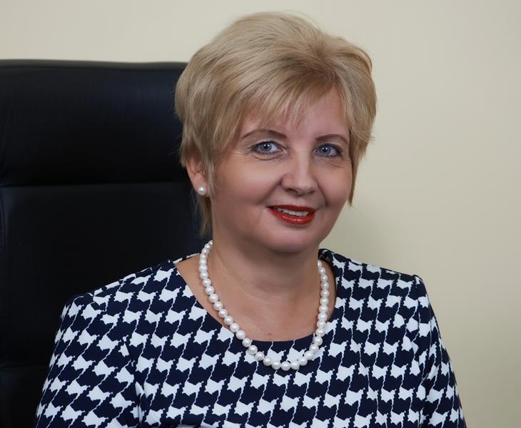 Депутат Ирина Полунина