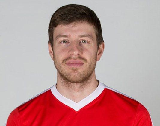 Мини-футболист Сергей Абрамов