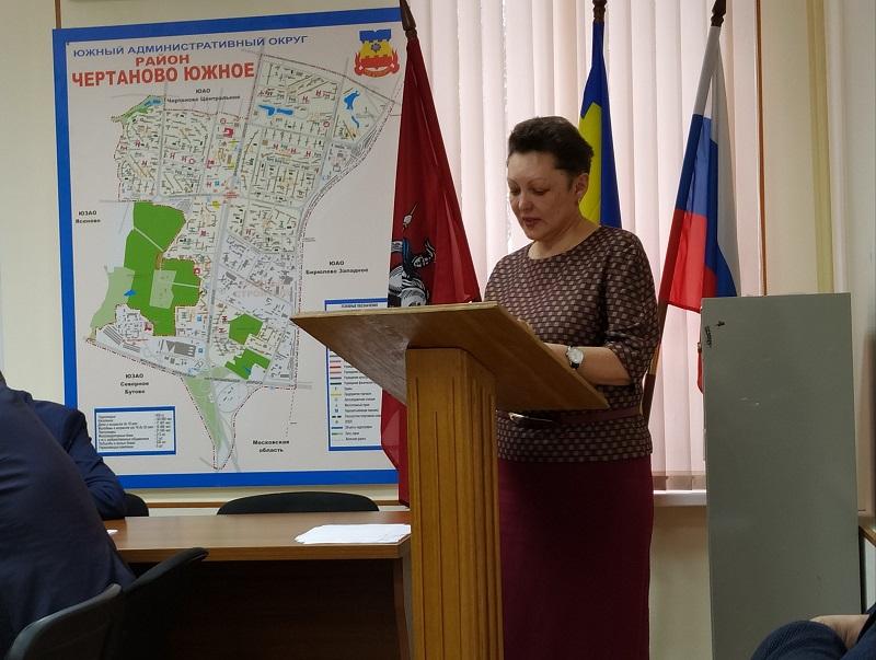 Депутаты заслушали отчет о работе 98-ой поликлиники, МФЦ и Инженерной службы заседание депутатов
