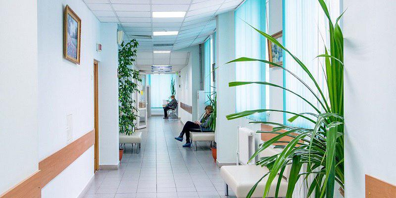 поликлиника больница 010