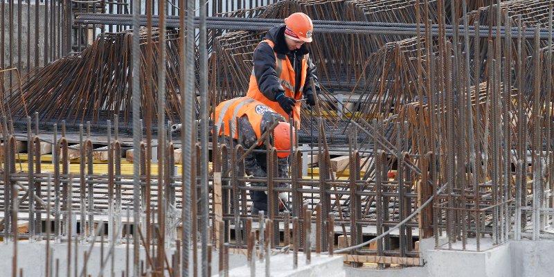 стройка строительство Южная рокада