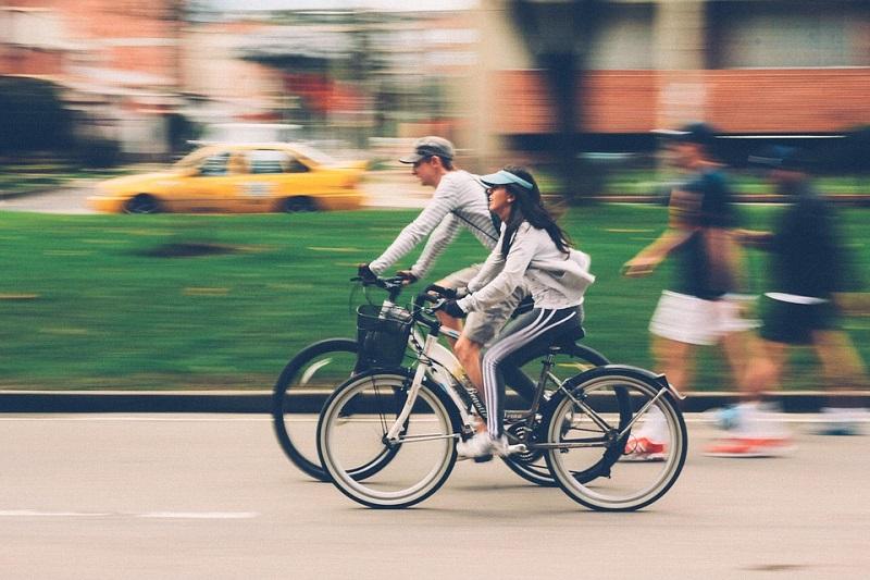 пиксабай велосипед прогулка